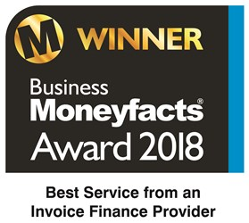 Buisness Moneyfacts Award 2018